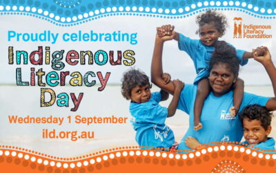Indigenous Literacy Day 2021